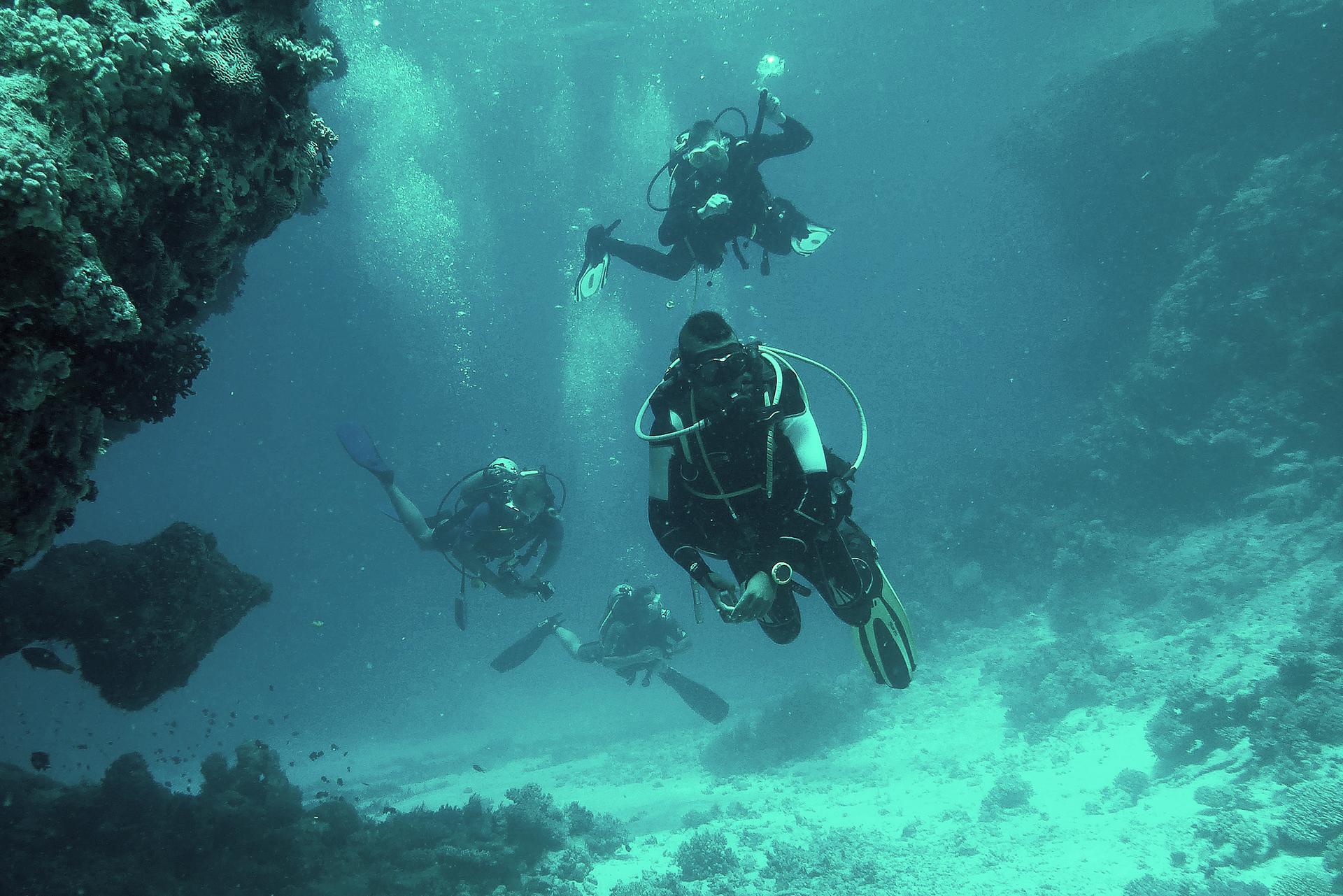 duiken de Kabbelaar